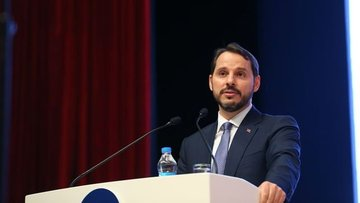 Bakan Albayrak Yeni Ekonomi Programı'nı açıklıyor
