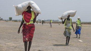 """""""39 ülke dışarıdan gıda yardımına muhtaç"""""""