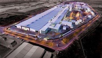 Antalya'ya 120 milyon euro yatırımla 2. fabrika