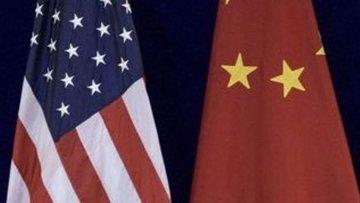 """Çin'den ABD'nin """"askeri yaptırımlarına"""" tepkiler"""
