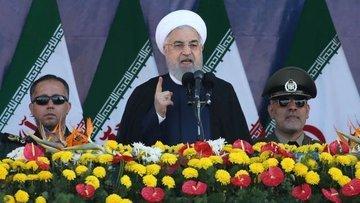 Ruhani: Saldırının arkasında Körfez ülkeleri var