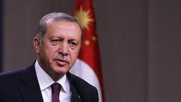 Erdoğan'dan ABD'ye Fırat'ın doğusu ve Kudüs mesajı