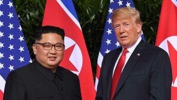 Trump: Kuzey Kore lideriyle ikinci zirve yakında olacak