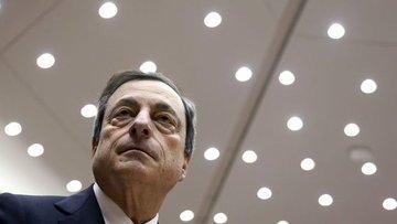 Draghi: Euro Bölgesi enflasyonunda güçlü yükseliş görüyorum