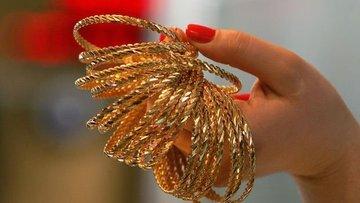 Gram altın 236 lira seviyelerinde
