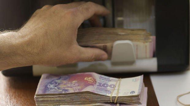 Arjantin pesosu Merkez Bankası haberiyle %4'ün üzerinde düştü