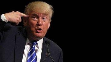 ABD Başkanı Trump konuşma sırasını kaçırdı