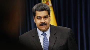 ABD'den Maduro'nun eşi ve yakın çevresine yaptırım kararı