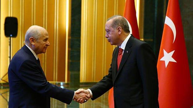 AK Parti-MHP ittifakının devamı için anlaşma sağlandı