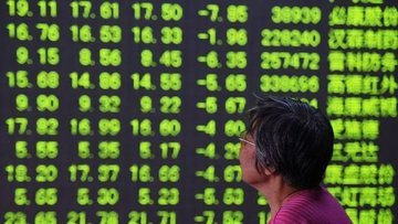 Asya hisseleri Fed öncesi Japonya'daki düşüşle geri çekildi