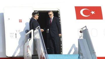 Erdoğan yarın Almanya'ya gidiyor