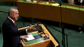 Erdoğan: BM'nin nabzı bugün atmamaktadır