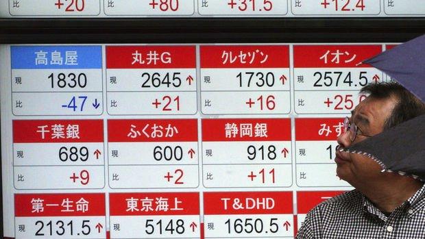 Nikkei 225 Endeksi 27 yılın zirvesinde kapandı