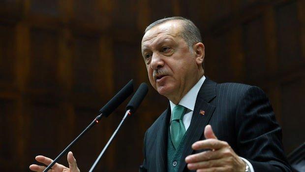 Erdoğan: Bizim IMF ile şu an herhangi bir işimiz olamaz