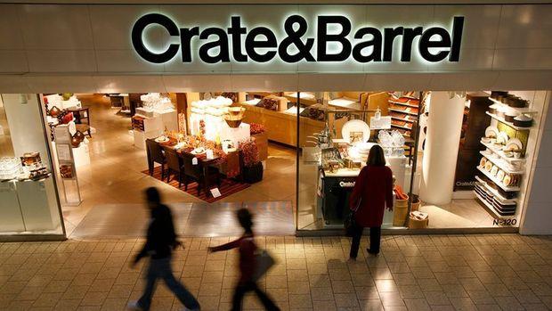 Crate and Barrel Türkiye faaliyetini sonlandırıyor