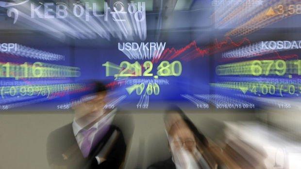 Çoğu gelişen ülke para birimi ilk işlem gününde düştü