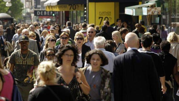 Euro Bölgesi'nde perakende satışlar Ağustos'ta azaldı