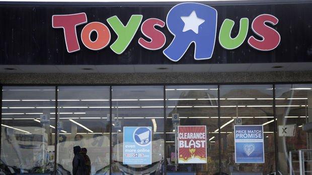 İflas eden Toys 'R' Us yeniden faaliyete geçmek istiyor