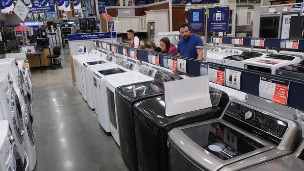 ABD'de dayanıklı mal siparişleri Ağustos'ta %4.4 arttı