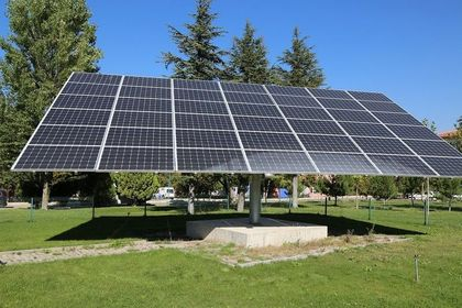 Güneş enerjisinde 1 milyar dolarlık 'verimli' y...
