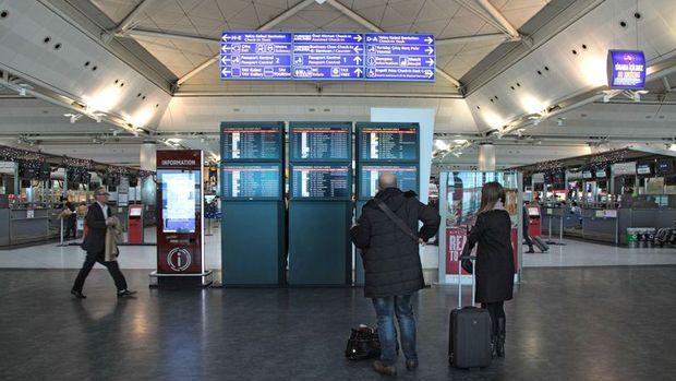 TAV Havalimanları yolcu sayısı Eylül'de yüzde 40 arttı