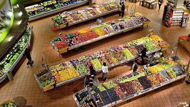 Küresel gıda fiyatları eylülde geriledi