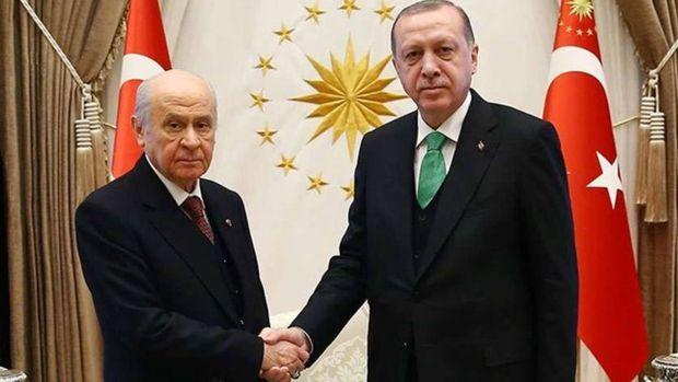 AK Parti - MHP arasındaki görüşmeler başlıyor