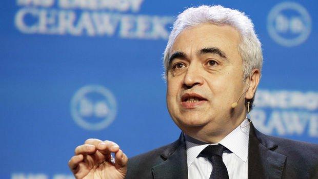 IEA/Birol: Petrol piyasası tehlikeli bölgeye giriyor