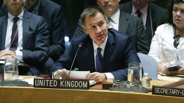 İngiltere Dışişleri Bakanı: Suudi Büyükelçi ile Kaşıkçı konusunu görüştüm