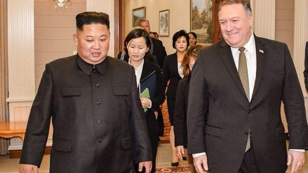 Pompeo'dan Kuzey Kore ziyaretine ilişkin açıklama