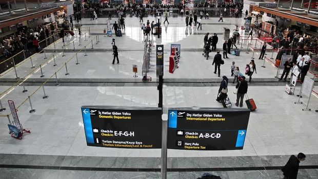 İstanbul Sabiha Gökçen'den 9 ayda 26 milyon yolcu geçiş yaptı