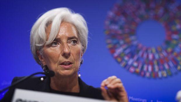 IMF Başkanı Lagarde Fed ve Powell'ı savundu
