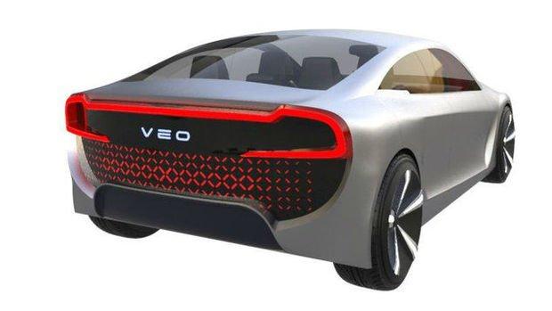 Vestel otomobil tasarımı için tescil başvurusu yaptı