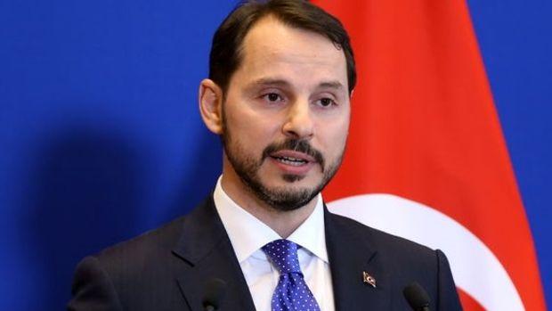Bakan Berat Albayrak'tan G-20 açıklaması