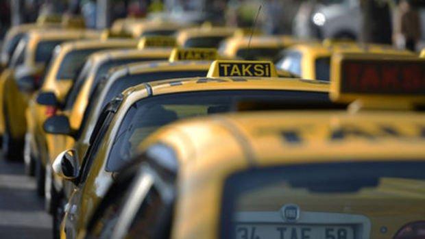 İçişleri Bakanlığı'ndan taksilerle ilgili talimat