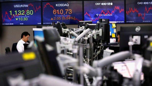 Gelişen piyasa paraları won öncülüğünde yükseldi
