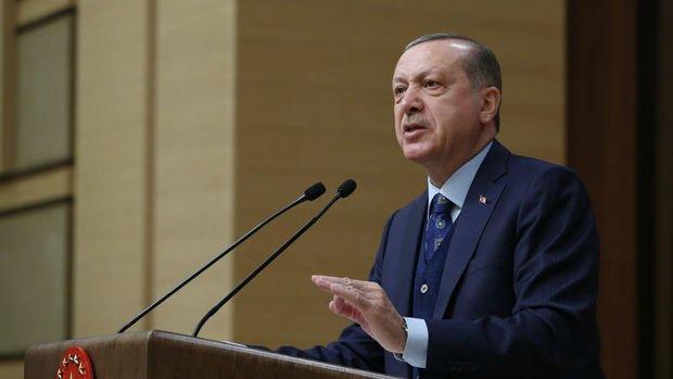 Erdoğan: Tasarruf politikaları ve bütçeden taviz vermeyeceğiz