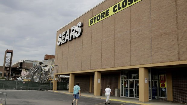 ABD'li perakende devi Sears iflas başvurusu yaptı