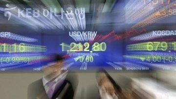 Çoğu Asya para birimi dolar karşısında düştü