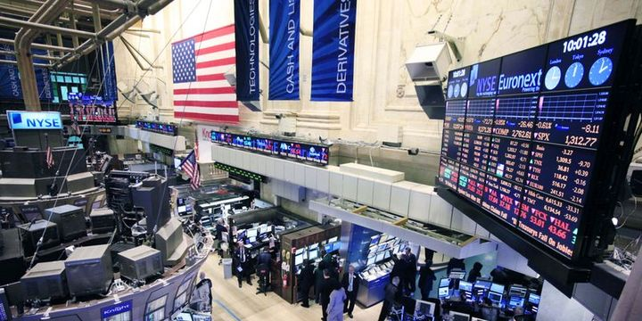 ABD hisselerinde net uzun pozisyonlar sert satış öncesinde 8 ayın zirvesindeydi