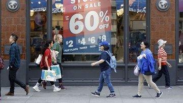 ABD'de perakende satışlar Eylül'de beklentinin altında ka...