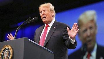 Trump: Dışişleri bakanını Suudi Arabistan'a gönderiyorum