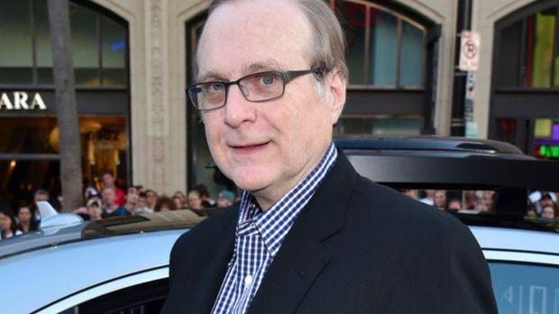 Microsoft'un kurucularından Paul Allen hayatını kaybetti