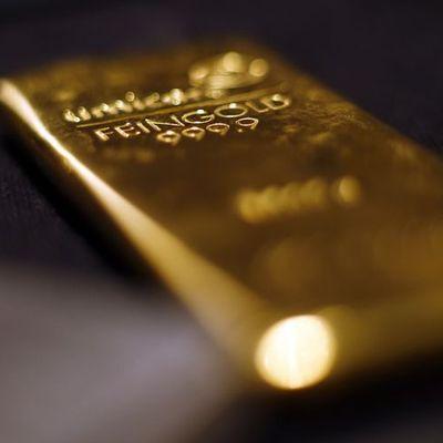Altın dolardaki düşüşle 3 ayın en yüksek seviyesinde