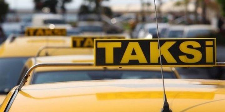 """İstanbul Valiliğinden """"ticari taksi"""" açıklaması"""