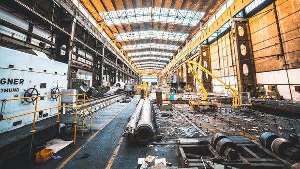 ABD'de sanayi üretimi Eylül'de beklentinin üzerinde