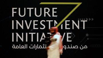 S. Arabistan'daki yatırım konferansından çekilenlerin say...