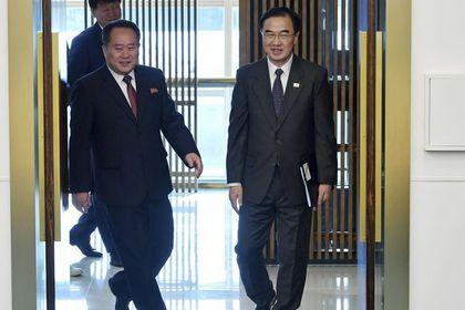 Kuzey Kore ve Güney Kore arasındaki yollar birl...