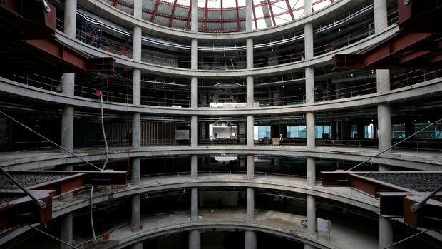 Avrupa'da inşaat üretimi Ağustos'ta azaldı