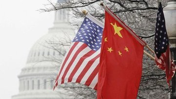 """ABD Çin'i """"döviz manipülatörü"""" ilan etmedi"""